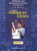 American Civics: Challenges and Enrichment Activities