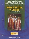 People, Places and Change: The East: Main Idea Activities