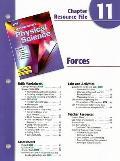 Holt Science Spectrum: Forces