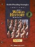 Holt World History - The Human Journey: Indiana Standards-Based Guided Reading Strategies