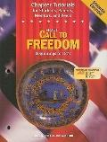 Call to Freedom 2003: Before 1877 - Spanish Chapter Tutorials