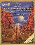 Elements of Literature: Holt Reader: Interactive Worktext - Mississippi Edition