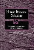 Human Resource Selection