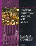 Financial Institutions, Markets and Money - David S. Kidwell