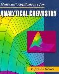 MathCAD Applications for Analytical Chemistry