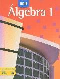 Holt Algebra 1 (Spanish Language edition)