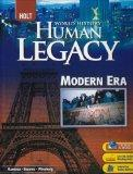 World History: Human Legacy: Student Edition 2008
