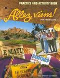 Allez Viens! Level 3 (French Edition)
