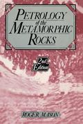 Petrology of the Metamorphic Rocks - Roger Mason - Paperback
