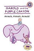 Harold and the Purple Crayon Animals,Animals,Animals