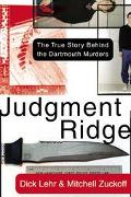 Judgment Ridge The True Story Behind the Dartmouth Murders