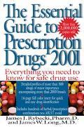 Essential Guide to Prescription Drugs 2002