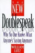 New Doublespeak