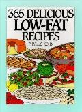 365 Delicious Low-Fat Recipes