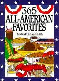365 All American Favorites - Sarah Reynolds