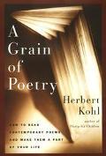 Grain of Poetry