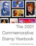 2001 Commemorative Stamp Yearbook - United States Postal Service - Hardcover
