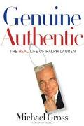 Genuine Authentic The Real Life of Ralph Lauren