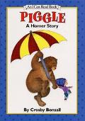 Piggle: A Homer Story (I Can Read Book Series) - Crosby Bonsall - Hardcover - 1st ed.