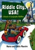 Riddle City U. S. A.: A Book of Geography Riddles