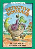 Detective Dinosaur: (I Can Read Book Series: Level 2)