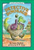 Detective Dinosaur: (I Can Read Book Series: Level 2) - James Skofield