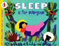 Sleep Is for Everyone (Let's-Read-and-Find-out Science Book)