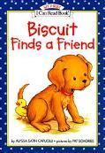 Biscuit Finds a Friend (My First I Can Read Book Series) - Alyssa Satin Capucilli - Hardcove...