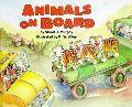 Animals on Board: Adding (MathStart)