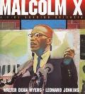 Malcolm X A Fire Burning Brightly