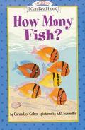 How Many Fish? (My First I Can Read Book Series) - Caron Lee Cohen - Hardcover - 1 ED