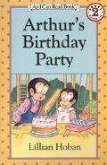 Arthur's Birthday Party (I Can Read Book Series)