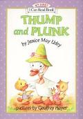 Thump and Plunk (My First I Can Read Book Series) - Janice May Udry - Hardcover - NEW ILLUS