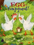 Egg-Napped! - Marisa Montes - Audio - 1ST