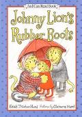 Johnny Lion's Rubber Boots (I Can Read Book Series) - Edith Thacher Hurd - Hardcover - NEW