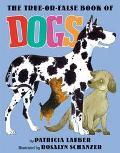 True-Or-False Book of Dogs
