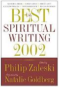 Best Spiritual Writing 2002