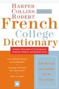 Harpercollins Robert French College Dictionary