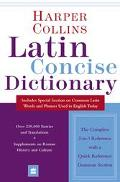 Harpercollins Latin Dictionary Plus Grammar