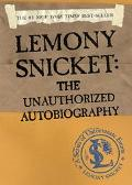Lemony Snicket The Unauthorized Autobiography