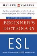Harpercollins Cobuild New Student's Dictionary ESL