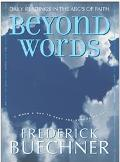 Beyond Words Daily Readings in the ABC's of Faith