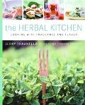 Herbal Kitchen Cooking With Fragrance And Flavor