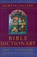 Harpercollins Bible Dictionary