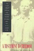 Testament to Freedom The Essential Writings of Dietrich Bonhoeffer