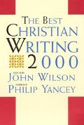 Best Christian Writing 2000