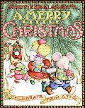 Mary Engelbreit's a Merry Little Christmas Celebrate from a to Z