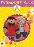 Build a Bear Workshop Friendship Book