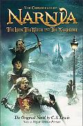 The Lion, the Witch and the Wardrobe - C. S. Lewis - Hardcover - Movie Tie-in