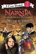 Lion, The Witch And The Wardrobe Welcome To Narnia